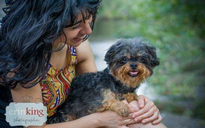 Melbourne Pet Photography – Sheida & Pepsi