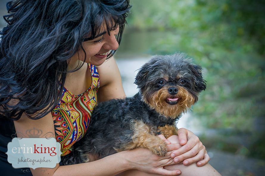 Melbourne Pet Photography – Sheida & Pepsi
