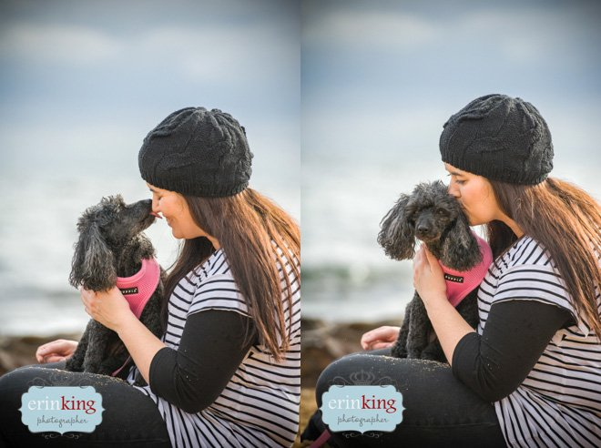 pet and owner portraits