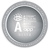 AIPP APPA Silver Award Badge