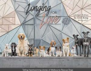 Melbourne rescue dogs Book