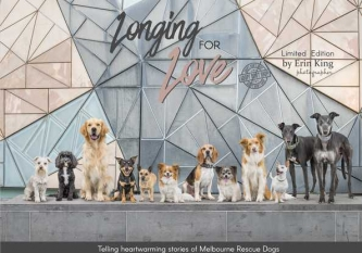 Melbourne rescue dogs Book