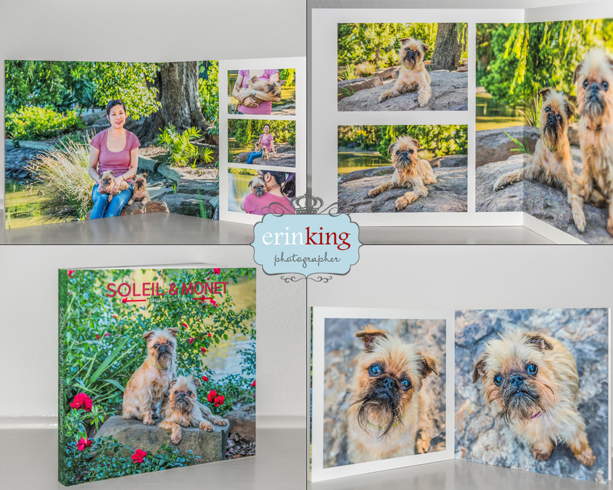 pet photography album product